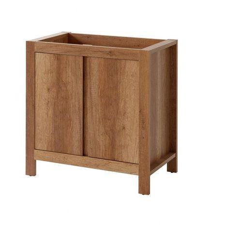 Comad Szafka łazienkowa 80 cm pod umywalkę kolekcja classic oak