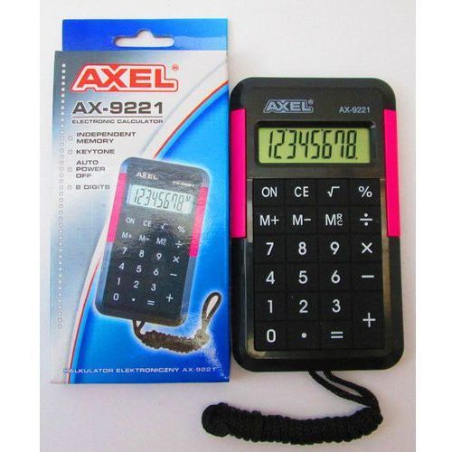 Kalkulator axel ax-9221 marki Euro-trade