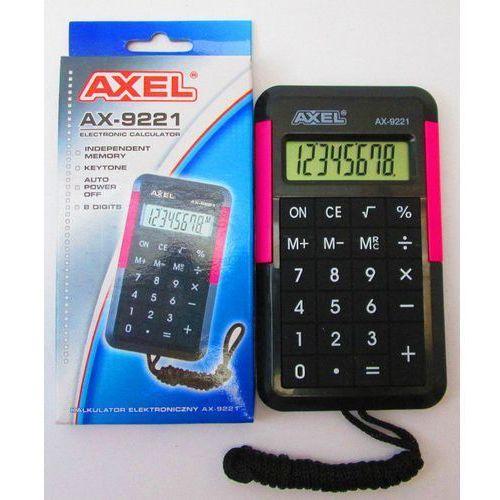 Kalkulator Axel AX-9221 - sprawdź w wybranym sklepie