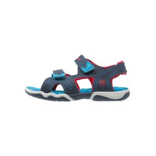 Timberland ADVENTURE SEEKER Sandały trekkingowe navy/blue/red (0888732116004)