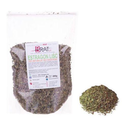 Estragon liść świeży suszony 200g – naturalny – BRAT.PL