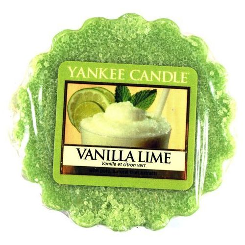 Yankee candle Wosk zapachowy - vanilla lime - 22g - (5038580000597)