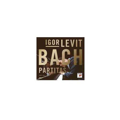 Sony classical Partitas bwv825 - 830 - ltd -