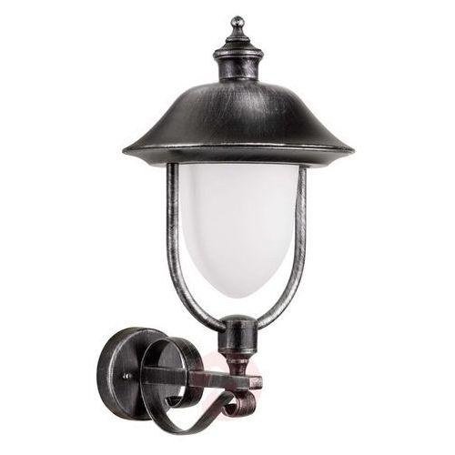Lcd Wyjątkowa zewnętrzna lampa ścienna perdita stojąca