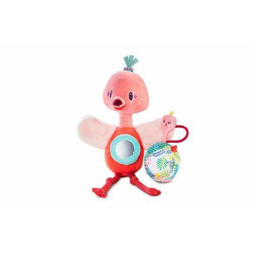 Lilliputiens Pacynka z dzwoneczkiem - flaming anais l83056