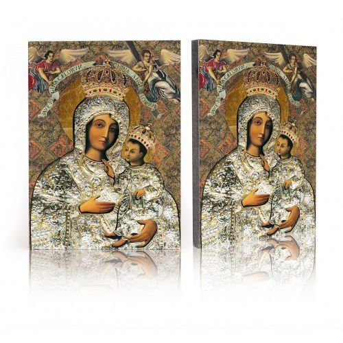 Produkt polski Ikona matki bożej gietrzwałdzkiej