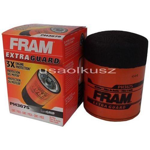 Fram Filtr oleju silnika chevrolet trail blazer 4,2 2002-2004