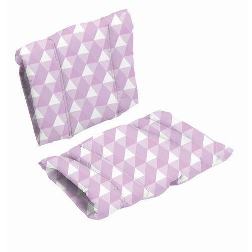 Poduszka do krzesła DanChair - HARMONY - fioletowy (5705548035112)