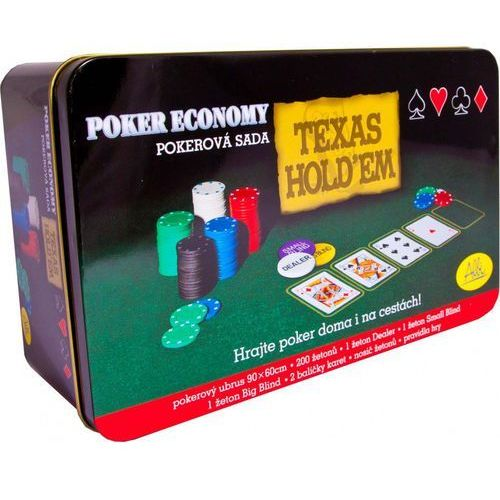 OKAZJA - Poker economy texas hold'em marki Albi