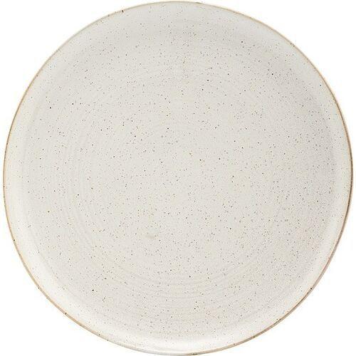 Talerz śniadaniowy pion szaro-biały