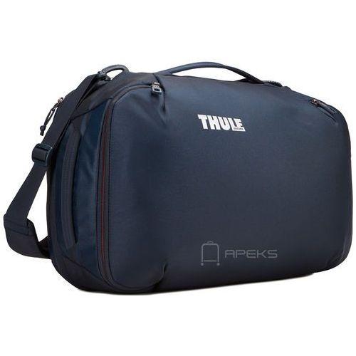 Thule Subterra Carry-On 40L torba podróżna podręczna / plecak / laptop 15,6'' / Mineral - Mineral, kolor niebieski