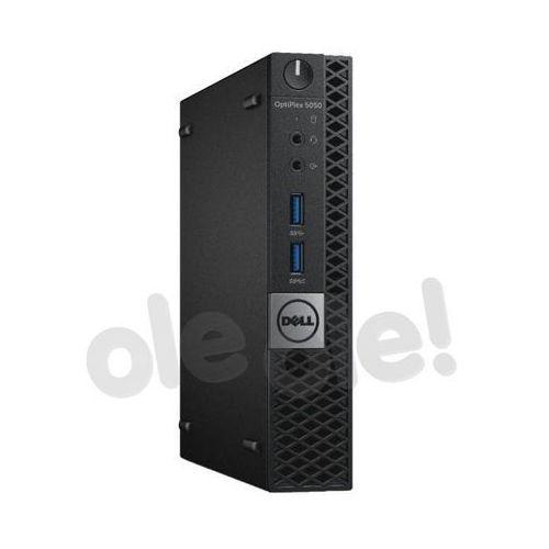 Dell Zestaw komputerowy optiplex 5050 mff (n002o5050mff02) darmowy odbiór w 21 miastach! (5901165765481)