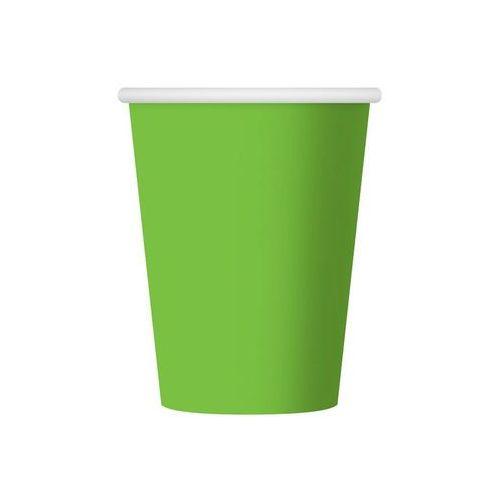 Go Kubeczki papierowe zielone - 270 ml - 6 szt.