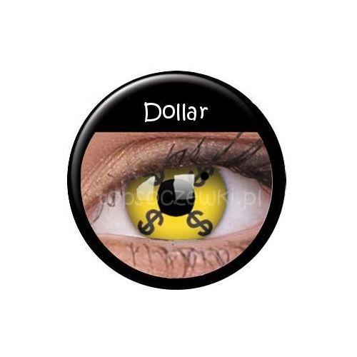 Crazy Wild Eyes - Dollar - 2 sztuki - sprawdź w wybranym sklepie