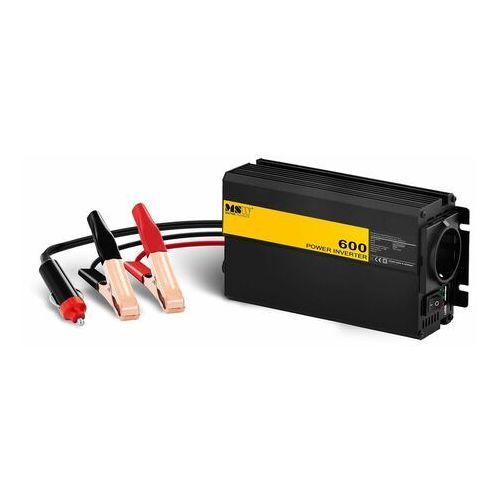 Przetwornica samochodowa - 600 1200w - adapter do gniazda zapalniczki marki Msw