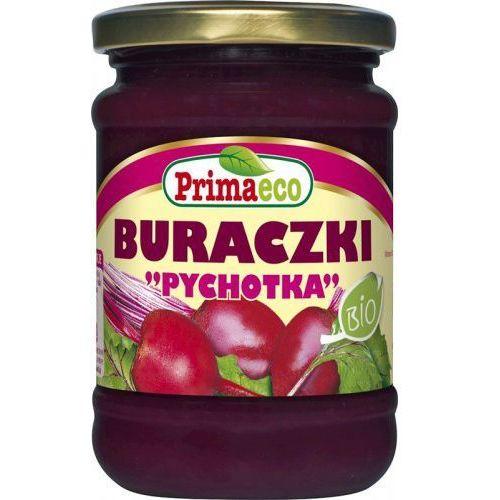 """buraczki tarte """"pychotka"""" bio 300g marki Primaeco"""