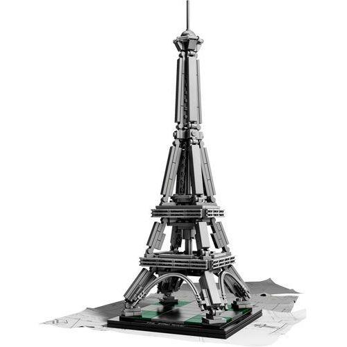 Lego ARCHITECTURE The eiffel tower 21019 - BEZPŁATNY ODBIÓR: WROCŁAW!