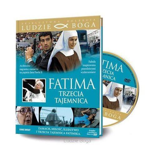 Praca zbiorowa Fatima.trzecia tajemnica + film dvd
