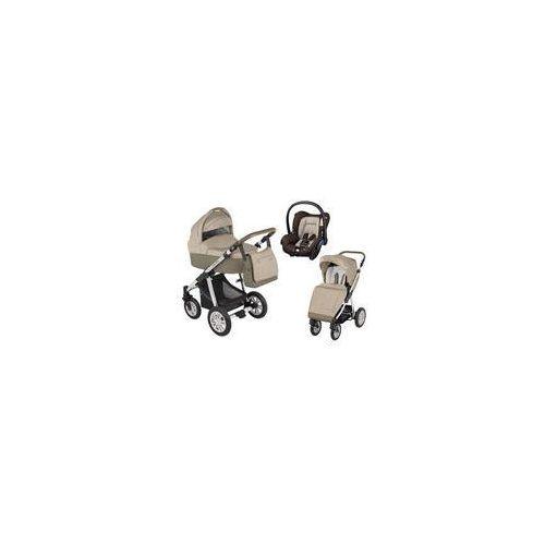 Wózek wielofunkcyjny 3w1 Dotty Baby Design + Citi GRATIS (beżowy), zestaw 3w1 dotty 09 88238987