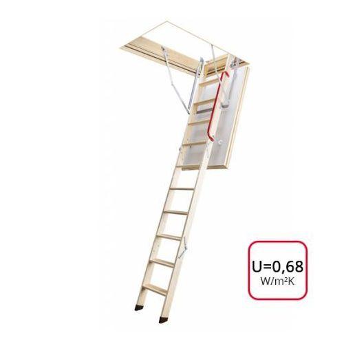Schody strychowe Fakro LTK Energy 60x130/305
