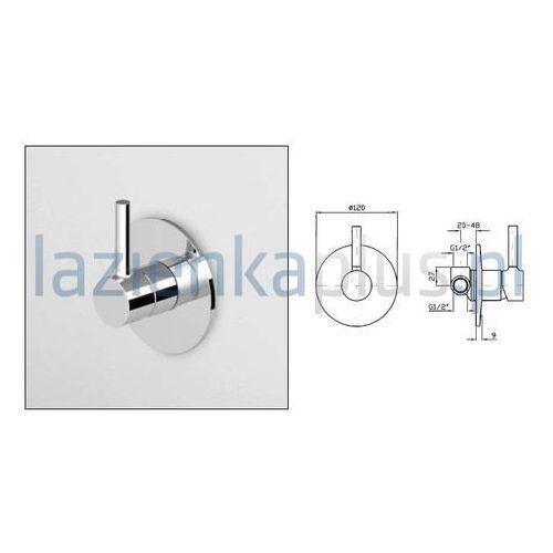 Zucchetti PAN ZP6122.N1 (łazienkowa armatura)