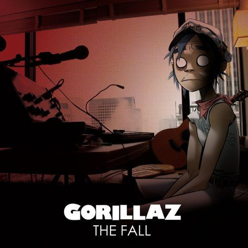 Gorillaz - The Fall (Digipack)