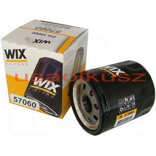 Wix Filtr oleju silnika  chevrolet captiva sport 3,0 2012