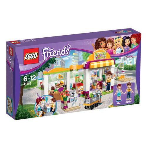 Lego Friends SUPERMARKET W HEARTLAKE (Heartlake Supermarket) 41118, klocki dla dzieci