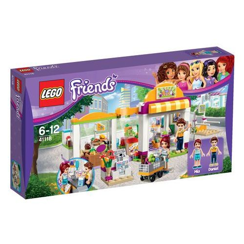 Lego FRIENDS Supermarket w heartlake (heartlake supermarket) 41118