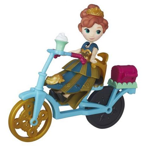 frozen mini lalka z akcesoriami, anna marki Disney
