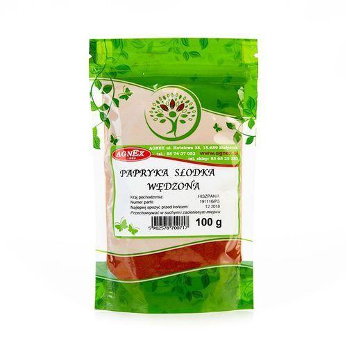 Agnex papryka wędzona słodka 100g