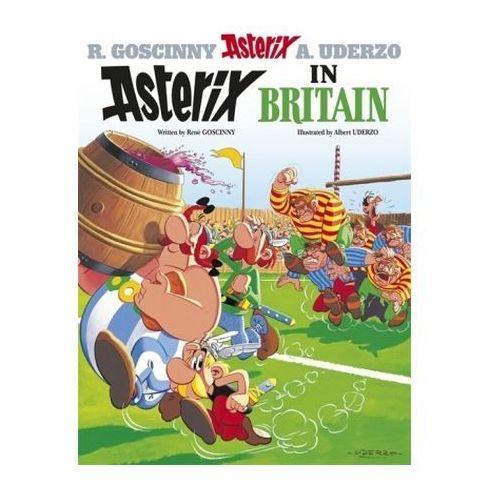 Asterix in Britain, Goscinny / Uderzo