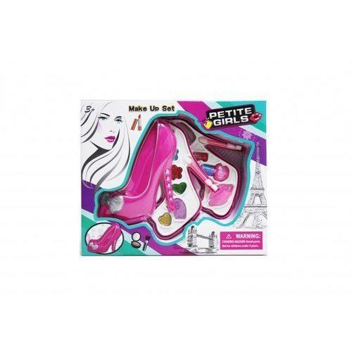 Zestaw kosmetyków dla lalki bucik 2 części marki Playme