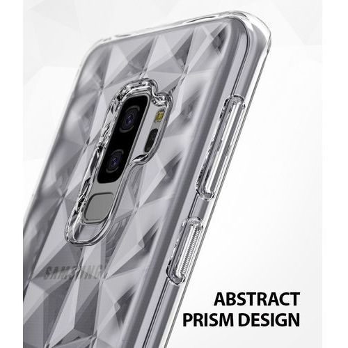 Rearth Ringke Prism Air Ink Black | Obudowa ochronna dla Samsung Galaxy S9 Plus, 39074