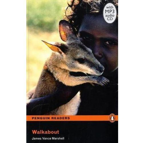 Walkabout + MP3. Penguin Readers (9781408285220)