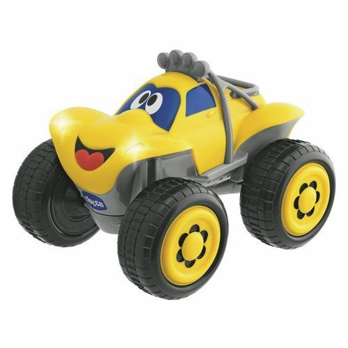 Chicco Samochód Zdalnie Sterowany Billy Żółty 617590 (8003670841913)
