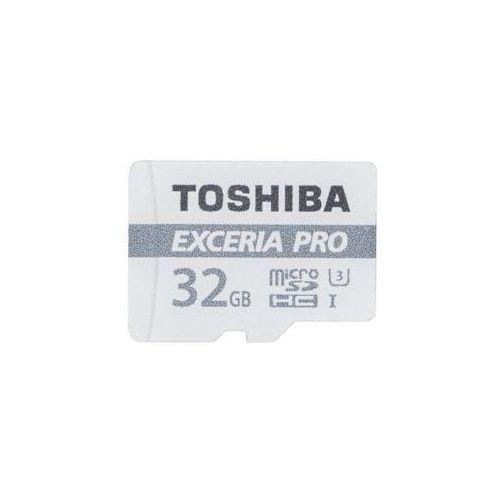Karta pamięci TOSHIBA microSDHC 32GB UHS-I + adapter (THN-M401S0320E2), 147518
