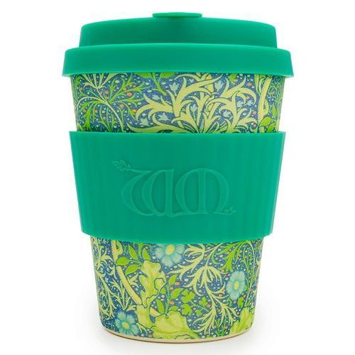 KUBEK Z WŁÓKNA BAMBUSOWEGO SEAWEED MARINE 350 ml - ECOFFEE CUP (5060136005473)