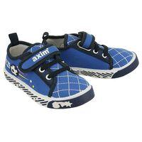 AXIM 2TE1147 niebieski, tenisówki dziecięce, rozmiary: 25-30 - Niebieski