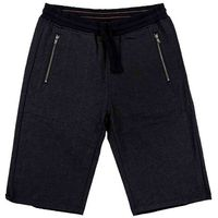 szorty BLEND - Non denim shorts Black (70155)