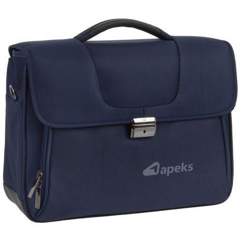 Roncato Clio torba na laptopa 15,6'' / teczka 3kom. / granatowa - Blue Notte (8008957429259)