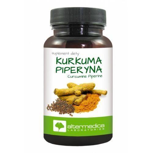 Kurkuma piperyna x 60 kapsułek marki Altermedica