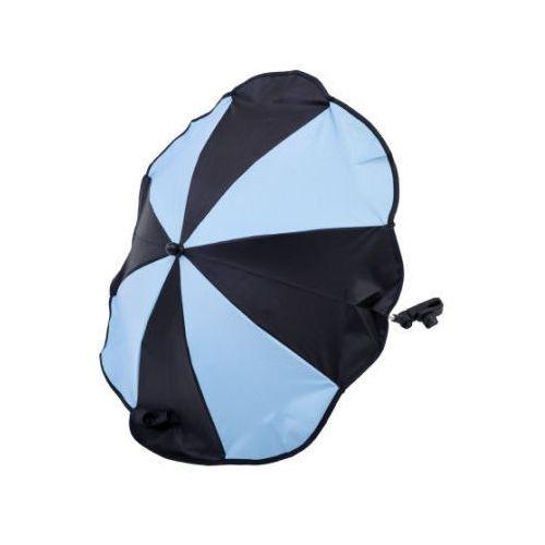 ALTABEBE Parasolka przeciwsłoneczna, kolor czarno-jasnoniebieski