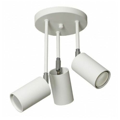 Lampex Oryginalny plafon e127-rolas - biały