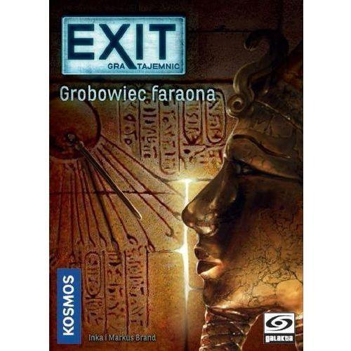 Galakta Exit: grobowiec faraona (5902259203896). Najniższe ceny, najlepsze promocje w sklepach, opinie.