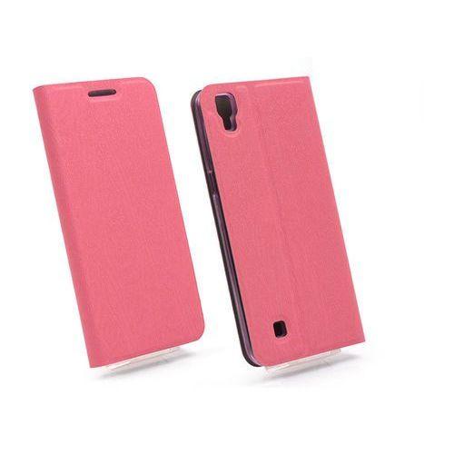 LG X Power - etui na telefon Flex Book - różowy, ETLG376FLBKPIK000
