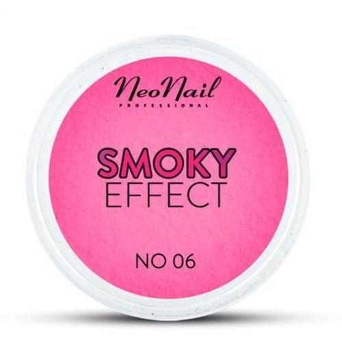 OKAZJA - NeoNail SMOKY EFFECT Pyłek No 06 (fuksja)