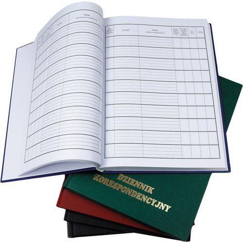 Książka korespodencyjna Koh-I-Noor A4/96k. czarna