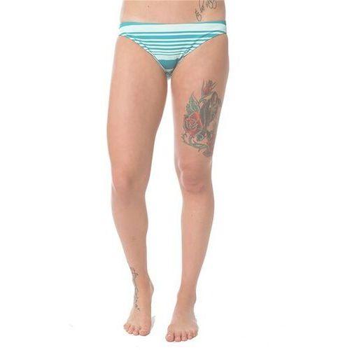 strój kąpielowy NIKITA - North Tropical Green Stripe (TGS) rozmiar: M, kolor zielony