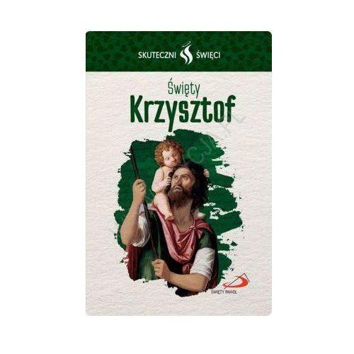 OKAZJA - Karta Skuteczni Święci - Święty Krzysztof